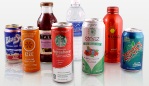 Healthy Vending Beverages