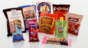 Healthy Vending Snacks