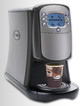 Houston Pod Coffee Machine